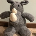 Rhino Soft Teddy