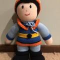 Blue Boy Soft Teddy
