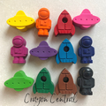 Space Crayons