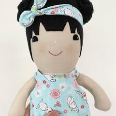 """Sora"" doll by Koko and Joey"