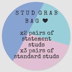 Stud G R A B  Bag