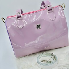 Candy Purple Duffle Bag