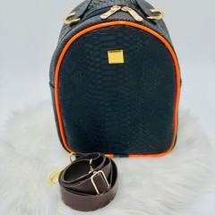 Minimalist Croco Bag