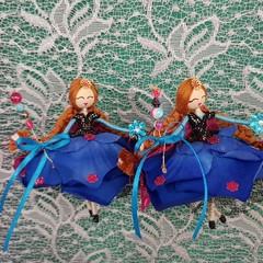 Anna Flower Doll