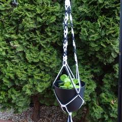 Macrame Hanging Planter Small