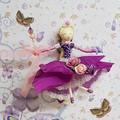 Rapunzel Flower Doll