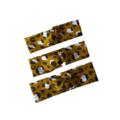 Tangled Headband - Cotton Lycra Headband - 3 Sizes.