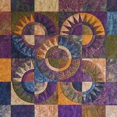 Aztec Twilight - Quilt Pattern