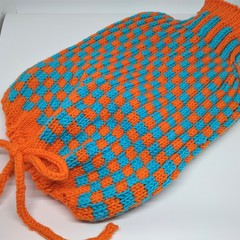 Funky Hot Water Bottle Cover