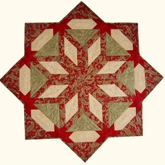 Peace on Earth -  Quilt Pattern
