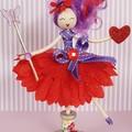 Fairy Flower Doll