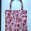 Kangaroo paw library/shopping bag