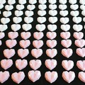 Heart Shape Goats Milk Soap - Tracked Postage - Inbox for color options and bulk