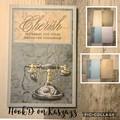 Refillable Notebook Cover- Medium A6 size