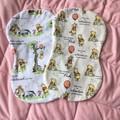 Winnie the Pooh Burping Cloth Set