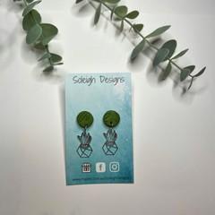 Plant charm Earrings