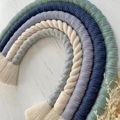 Rainbow wall hanging - Large