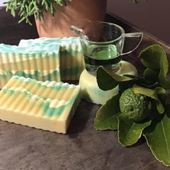 Lime & Bergamot Soap