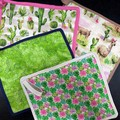 Eco friendly potholder & unpaper cloths/wipes