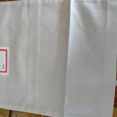 Cotton 'Delicates' Bags White x 10