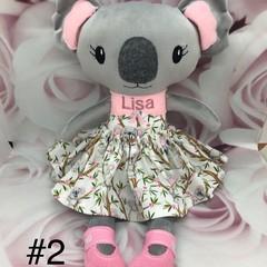 Koala - Girl (LARGE & SMALL)