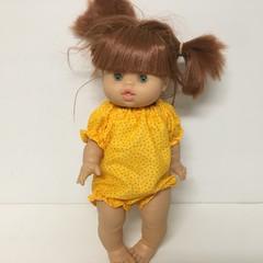 Miniland and Minikane Dolls Easter  Romper to fit 38cm dolls