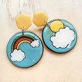Fat Cat Originals Rooty Tooty Fresh, Fun 'n' Fruity Collection Earrings