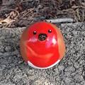 Fairy Garden Red Robin, Garden ornament