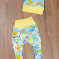 Rainbow Baby Tighties Set Size 0000