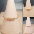 14k gold filled anxiety ring, Worry ring, Meditation ring