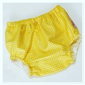 Bloomers   ( Yellow  Check )