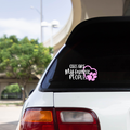CATS ARE MY FAVORITE PEOPLE  - Vinyl decal sticker