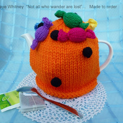 """""""KAYE'S FUNKY TEAPOT COSY COLLECTION!"""" - """"LOLLIES GALORE!"""""""