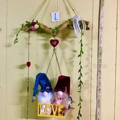 Love Gnome Hangers