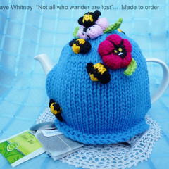 """""""KAYE'S FUNKY TEAPOT COSY COLLECTION!"""" - """"BUSY BEES!"""""""