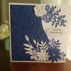 BIRTHDAY CARD FEMALE - (FREE POSTAGE)