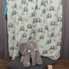 Baby blanket ~ Baby blanket - minky - cotton - ready made - nursery decor ~ elep