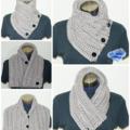Crochet cowl / Neck warmer / scarf  - FREE SHIPPING