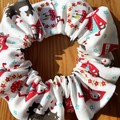Little Red Riding Hood Scrunchies!  Free postage!