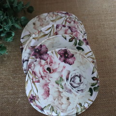 Reusable Breast pads-  Chance- Soft Florals