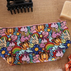 Small Toiletry bag- Be Kind