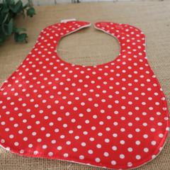Adjustable Baby Bibs- Spots ( 2 designs )