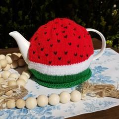 Watermelon Tea Cozy