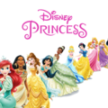 Disney Princess Theme Edible Cake toppers - Rectangle or Round edible prints