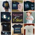 Personalized kids t-shirts