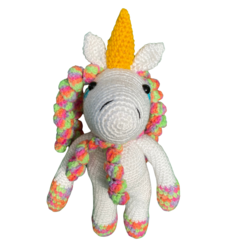 Magical Unicorn- from the Red George Cuddle Crew