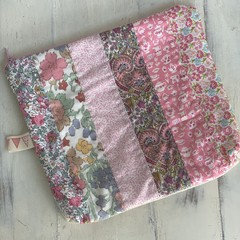 Lucy Pink Liberty Pouch