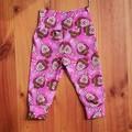 Pink Ice Cream BoB leggings - size 00