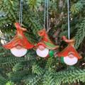 Gnome Christmas decoration trio - Kristof, Joey & Claus
