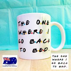 Funny Friends Coffee/Tea Mug